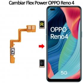 Cambiar Botón De Volumen Oppo Reno 4 5G
