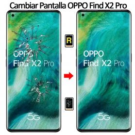 Cambiar Pantalla Oppo Find X2 Pro