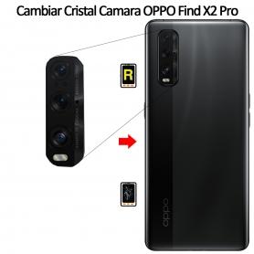 Cambiar Cristal Cámara Trasera Oppo Find X2 Pro