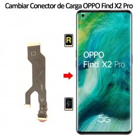 Cambiar Conector De Carga Oppo Find X2 Pro