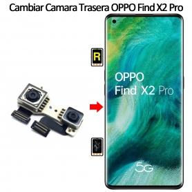 Cambiar Cámara Trasera Oppo Find X2 Pro