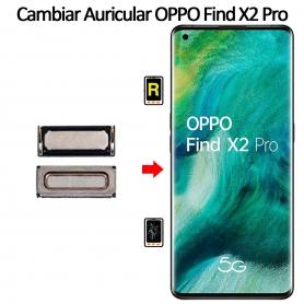 Cambiar Auricular De Llamada Oppo Find X2 Pro
