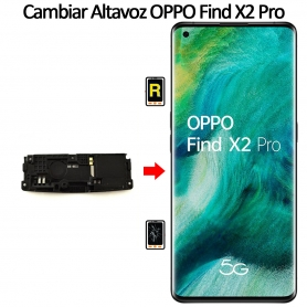 Cambiar Altavoz De Música Oppo Find X2 Pro