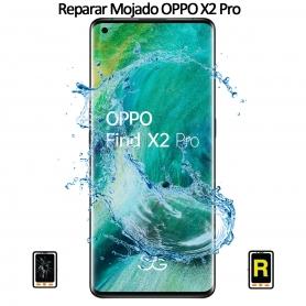 Reparar Mojado Oppo Find X2 Pro