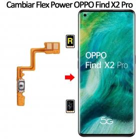 Cambiar Botón De Encendido Oppo Find X2 Pro