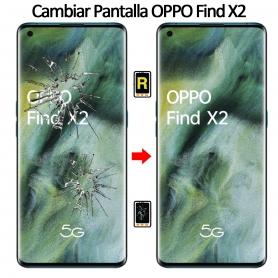 Cambiar Cristal De Pantalla Oppo Find X2