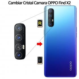 Cambiar Cristal Cámara Trasera Oppo Find X2