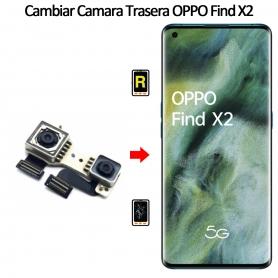 Cambiar Cámara Trasera Oppo Find X2