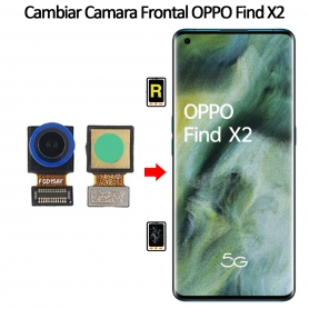 Cambiar Cámara Frontal Oppo Find X2