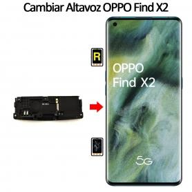 Cambiar Altavoz De Música Oppo Find X2