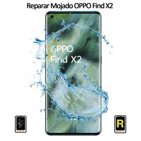 Reparar Mojado Oppo Find X2