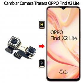 Cambiar Cámara Trasera Oppo Find X2 Lite 5G