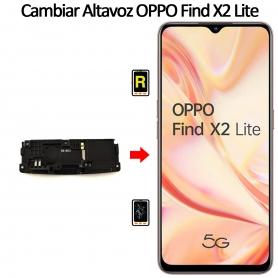 Cambiar Altavoz De Música Oppo Find X2 Lite 5G