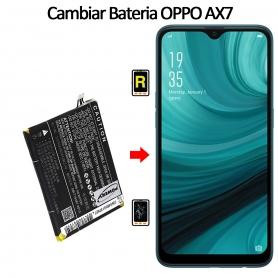 Cambiar Batería Oppo AX7