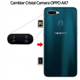 Cambiar Cristal Cámara Trasera Oppo AX7