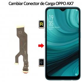 Cambiar Conector De Carga Oppo AX7