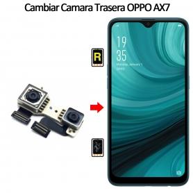 Cambiar Cámara Trasera Oppo AX7