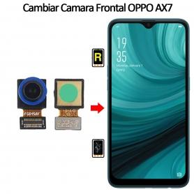 Cambiar Cámara Frontal Oppo AX7