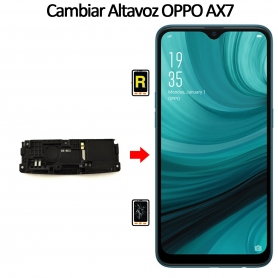 Cambiar Altavoz De Música Oppo AX7