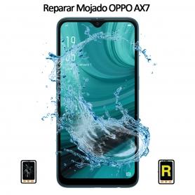 Reparar Mojado Oppo AX7