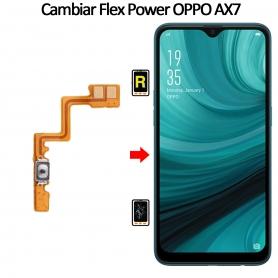 Cambiar Botón De Encendido Oppo AX7