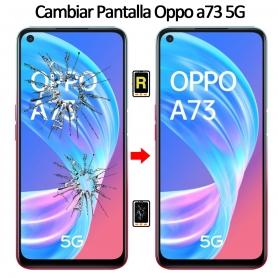 Cambiar Cristal De Pantalla Oppo A73 5G