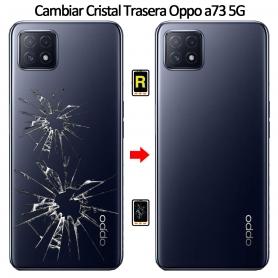 Cambiar Tapa Trasera Oppo A73 5G