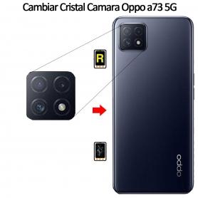 Cambiar Cristal Cámara Trasera Oppo A73 5G