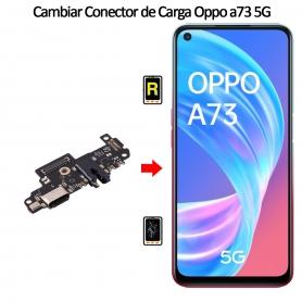 Cambiar Conector De Carga Oppo A73 5G