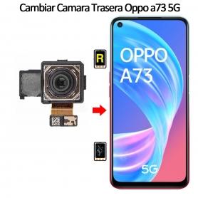 Cambiar Cámara Trasera Oppo A73 5G