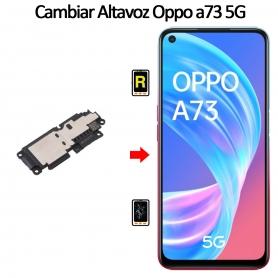Cambiar Altavoz De Música Oppo A73 5G