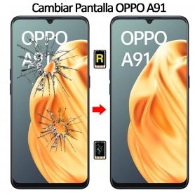 Cambiar Pantalla Oppo A91 Compatible