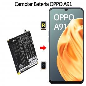 Cambiar Batería Oppo A91