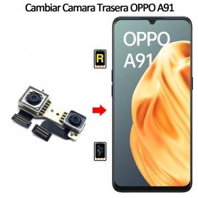 Cambiar Cámara Trasera Oppo A91