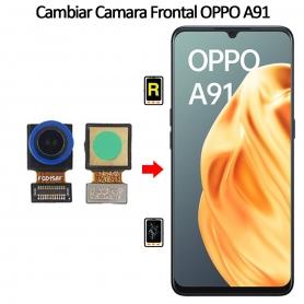 Cambiar Cámara Frontal Oppo A91