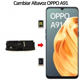 Cambiar Altavoz De Música Oppo A91