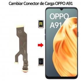Cambiar Conector De Carga Oppo A91