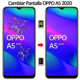 Cambiar Pantalla Oppo A5 2020