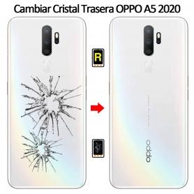 Cambiar Tapa Trasera Oppo A5 2020