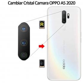 Cambiar Cristal Cámara Trasera Oppo A5 2020