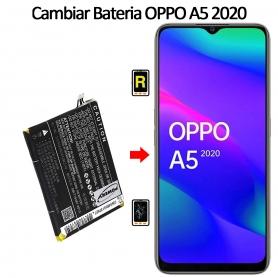 Cambiar Batería Oppo A5 2020
