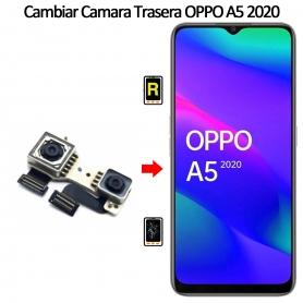 Cambiar Cámara Trasera Oppo A5 2020