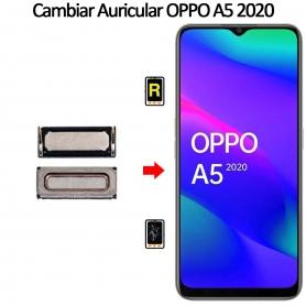 Cambiar Auricular De Llamada Oppo A5 2020