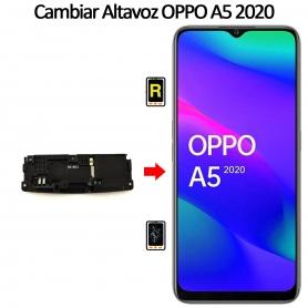 Cambiar Altavoz De Música Oppo A5 2020