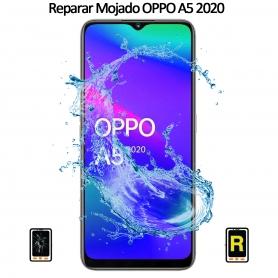 Reparar Mojado Oppo A5 2020