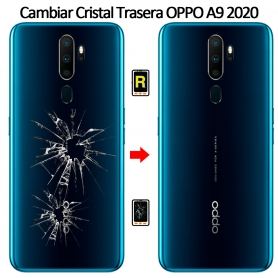 Cambiar Tapa Trasera Oppo A9 2020