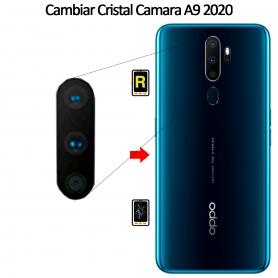 Cambiar Cristal Cámara Trasera Oppo A9 2020