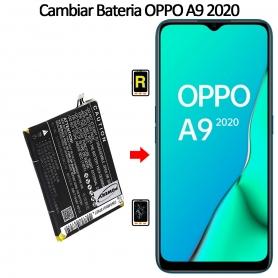 Cambiar Batería Oppo A9 2020