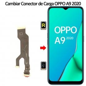 Cambiar Conector De Carga Oppo A9 2020