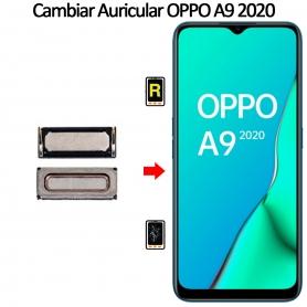 Cambiar Auricular De Llamada Oppo A9 2020